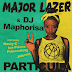 Major Lazer - Particula Ft Nasty C, Ice Prince, Patoranking & Jidenna (Afro Rap)