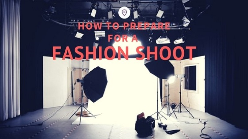 How to Prepare for a Fashion Shoot 1