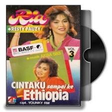 ria resty fauzy cintaku sampai ke ethiopia