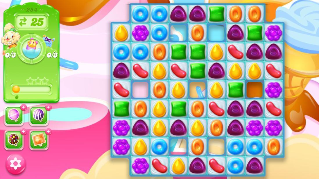 Candy Crush Jelly Saga 254