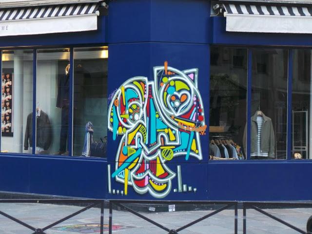 Street art paris guide du street art à Paris Stéphanie Lombard Wonder Brunette Simon Hoareau Editions Alternatives