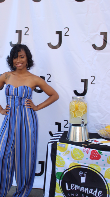 Jermika Chambers owner of children's online boutique J² | the little cru