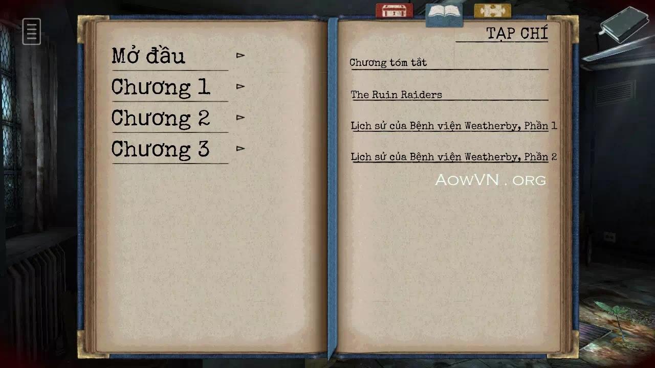 AowVN GAMES%2B%25288%2529 - [ HOT ] Lost Within Việt Hoá | Game Android & IOS - Siêu phẩm trinh thám kinh dị tuyệt hay