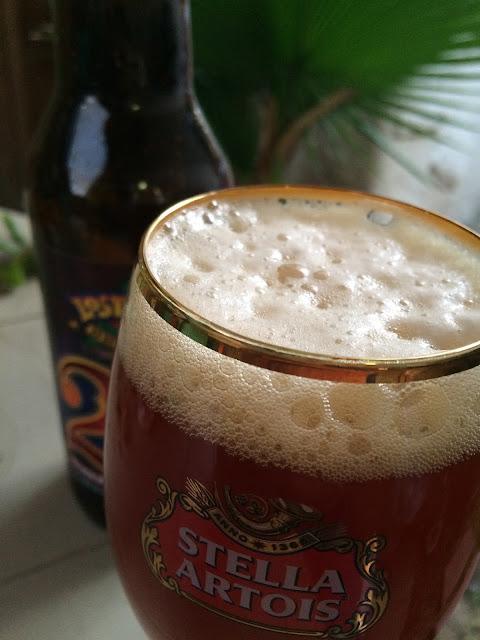 Lost Coast 25th Anniversary Belgian Ale 2