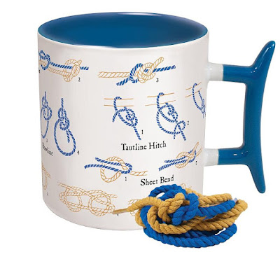 How To Knots Coffee Cup