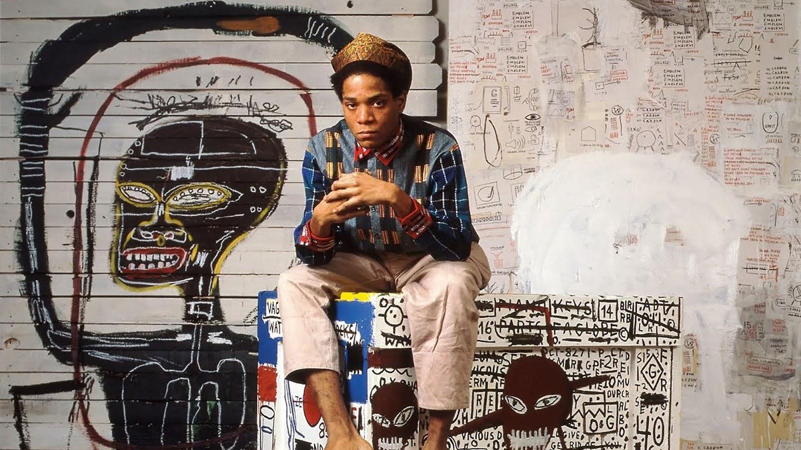 Beauty: quando l'arte di Basquiat incontra il make-up