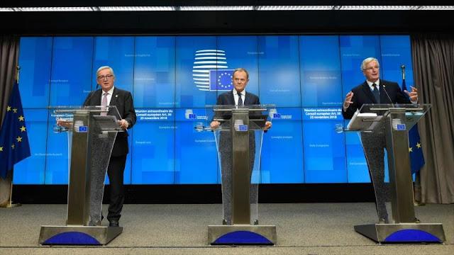 La Unión Europea aprueba el acuerdo del Brexit