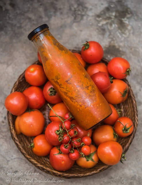 multipurpose tomato sauce recipe