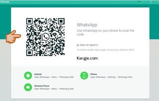 Cara Install Aplikasi Whatsapp Di PC Tanpa Bluestack