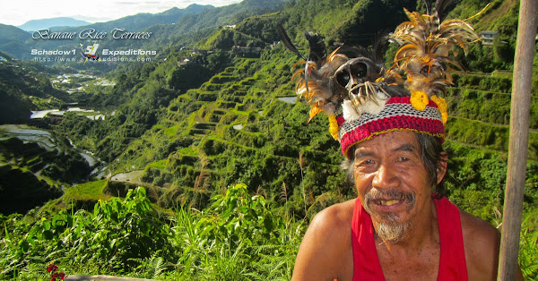 A Wigan of Banaue Rice Terraces - Schadow1 Expeditions