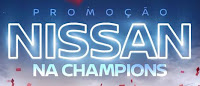 Promoção Nissan na Champions promocaonissannachampions.com.br