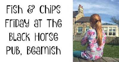 Fish & Chips Friday at Black Horse, Beamish
