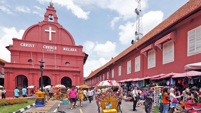 It's 2019. Malacca Is Not What You Think It Is Anymore. Travel Guide & Itinerary!