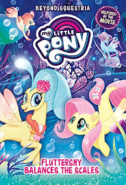 My Little Pony Fluttershy Balances the Scales Books