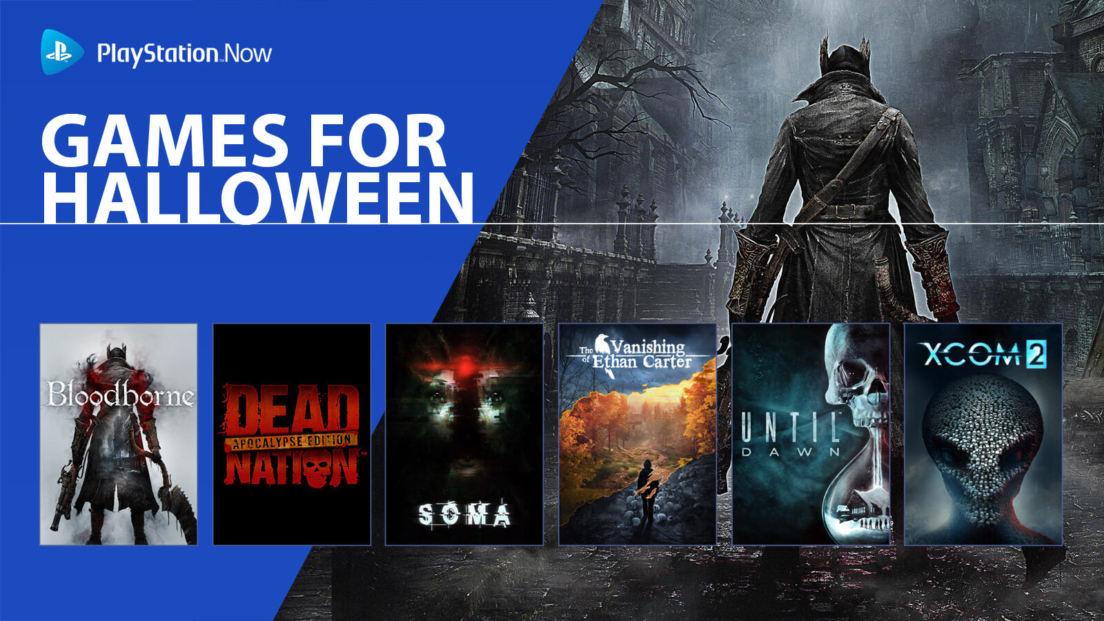 Halloween Games 2018.Playstation Now Games For Halloween 2018 Gameslaught