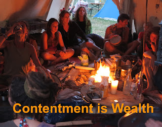 Contentment is Wealth #VisualFutureOfMusic #WorldMusicInstrumentsAndTheory