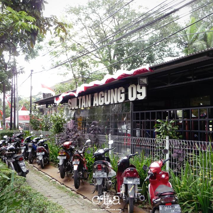 RM Legoh Bandung, Penangkal Lapar Kekinian Sultan Agung