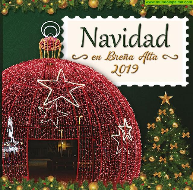 Programa Fiestas De Navidad 2019/2020 de Breña Alta