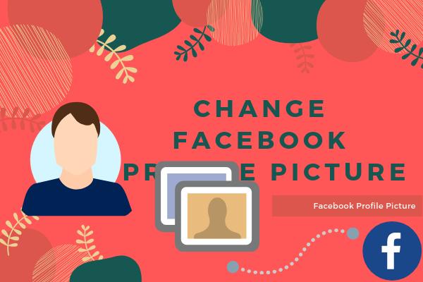 Change Facebook Profile Picture