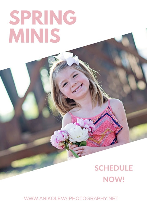 RICHMOND SPRING MINI SESSIONS 2016 { RICHMOND, VA FAMILY PHOTOGRAPHER }