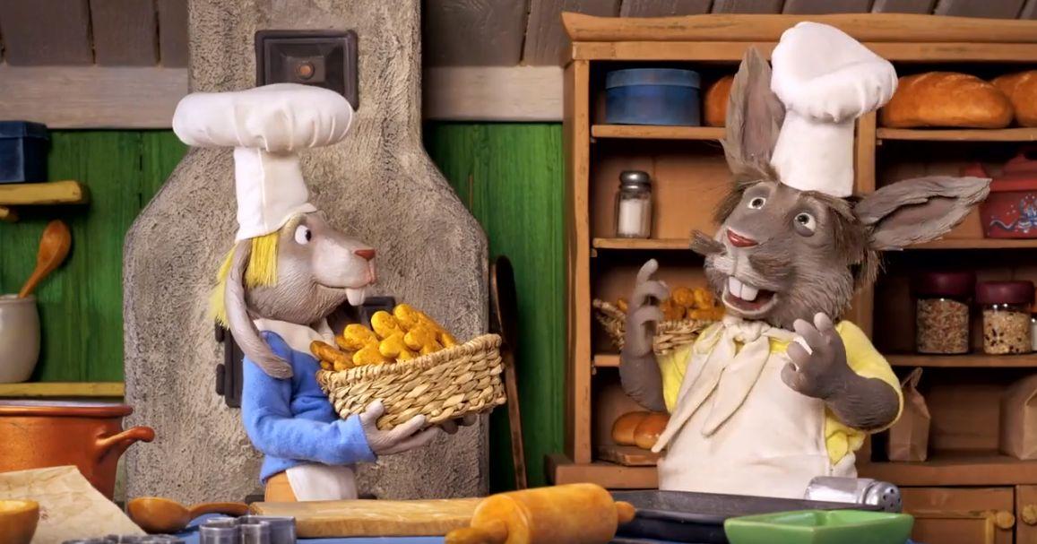 Download Dyrene i Hakkebakkeskogen (2016) Movie Screenshots