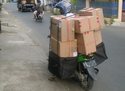 Tas Kurir Delivery Murah