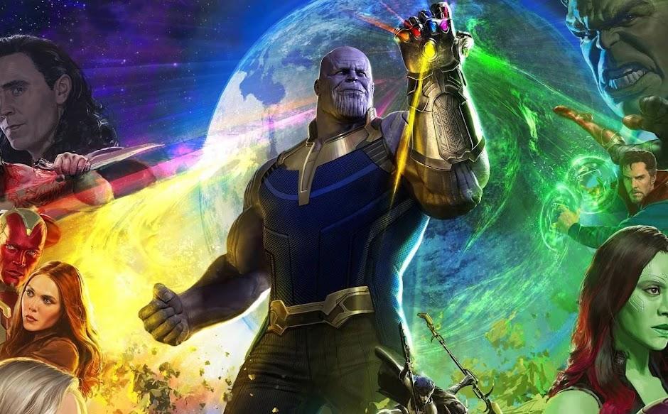 """Marvel divulga primeiro pôster de """"Vingadores: Guerra Infinita"""", trailer sai amanhã"""