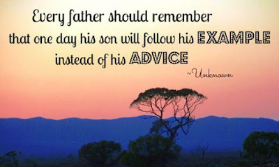 Dad - Father's Quotes - Fatherhood - Father's Day Quotes