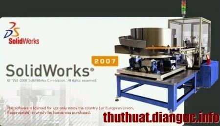 Download SOLIDWORKS 2007 Full Crack Link Speed