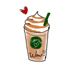 CoffeeTime Sticker