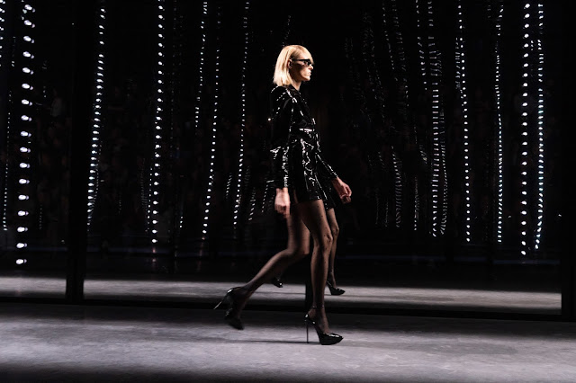 Saint Laurent Fall 2019 Ready-to-Wear