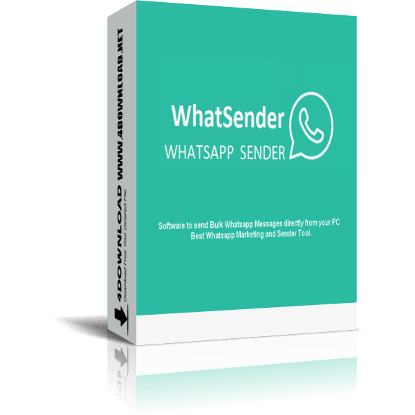 Download WhatSender Pro Full version