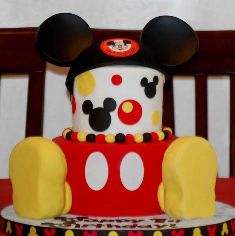 Cakefilley Gibson S Mickey Mouse Cakes