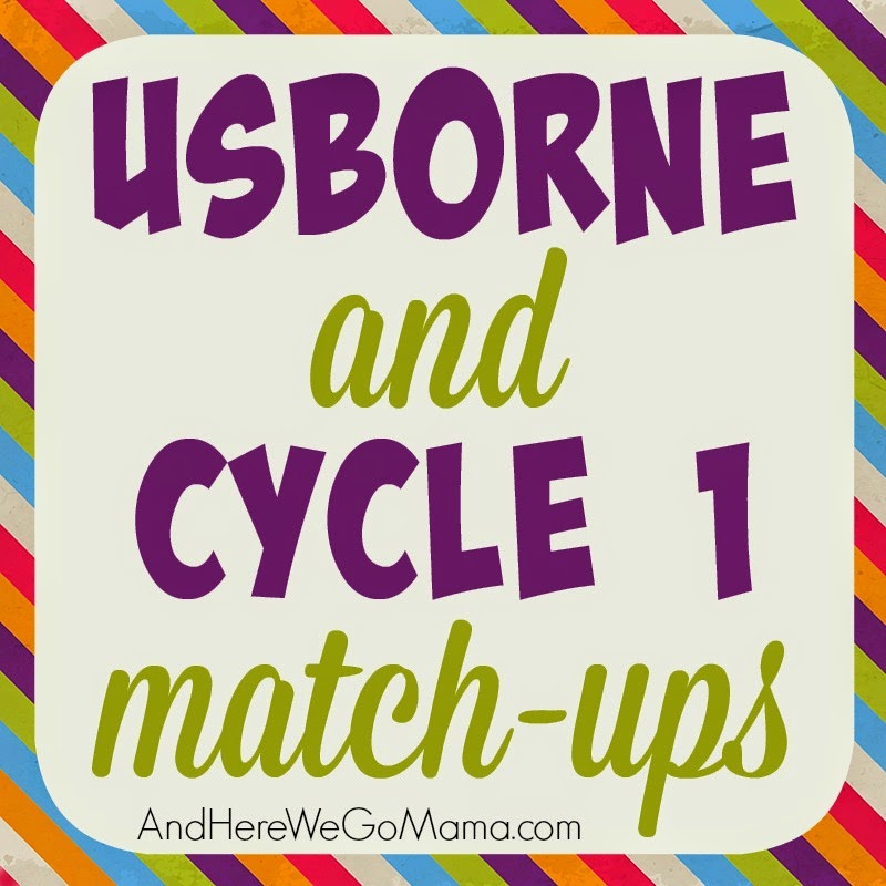 And Here We Go Usborne And Cc Cycle 1 Match Up