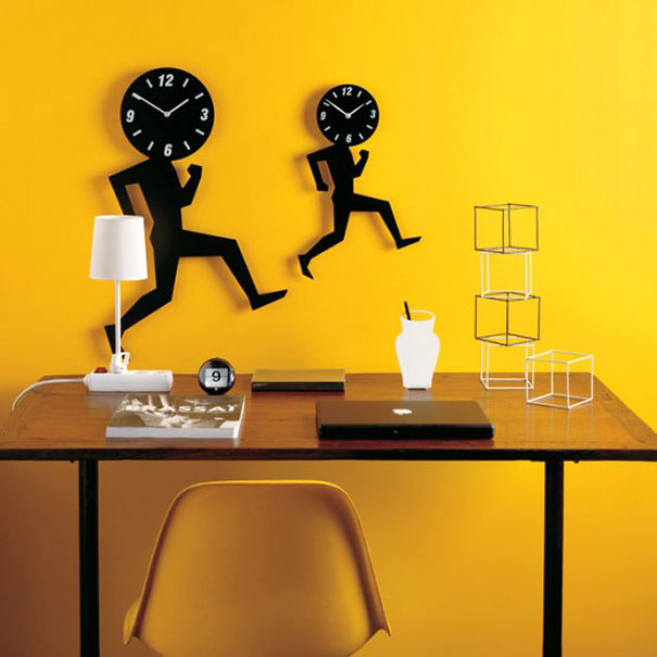 Uomino Clocks