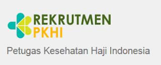 Lowongan Kerja Bagian Petugas Kesehatan Haji, November 2016