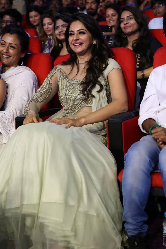 Rakul Preet Singh At Spyder Movie Pre Release Event Stills