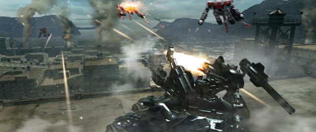 Armored Core Verdict Day Trailer