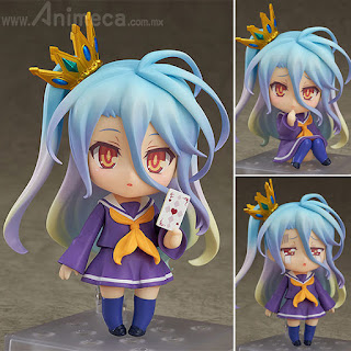 Figura Shiro Nendoroid No Game No Life