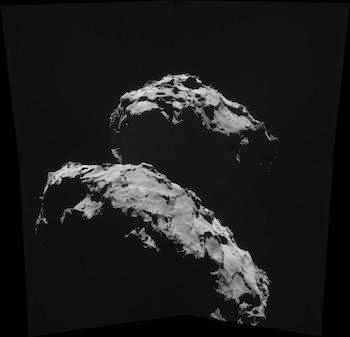 Comète 67 P