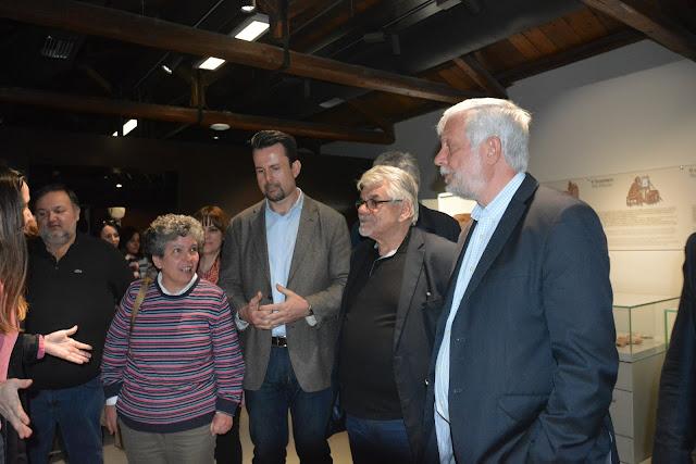 Δ.Κρίγγος: Το Βυζαντινό Μουσείο Άργους θα αποτελέσει βασικό στοιχείο ανάδειξης της πολιτισμικής μας κληρονομιάς
