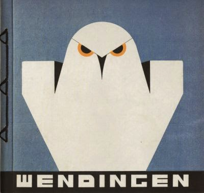 Dutch magazine Wendingen
