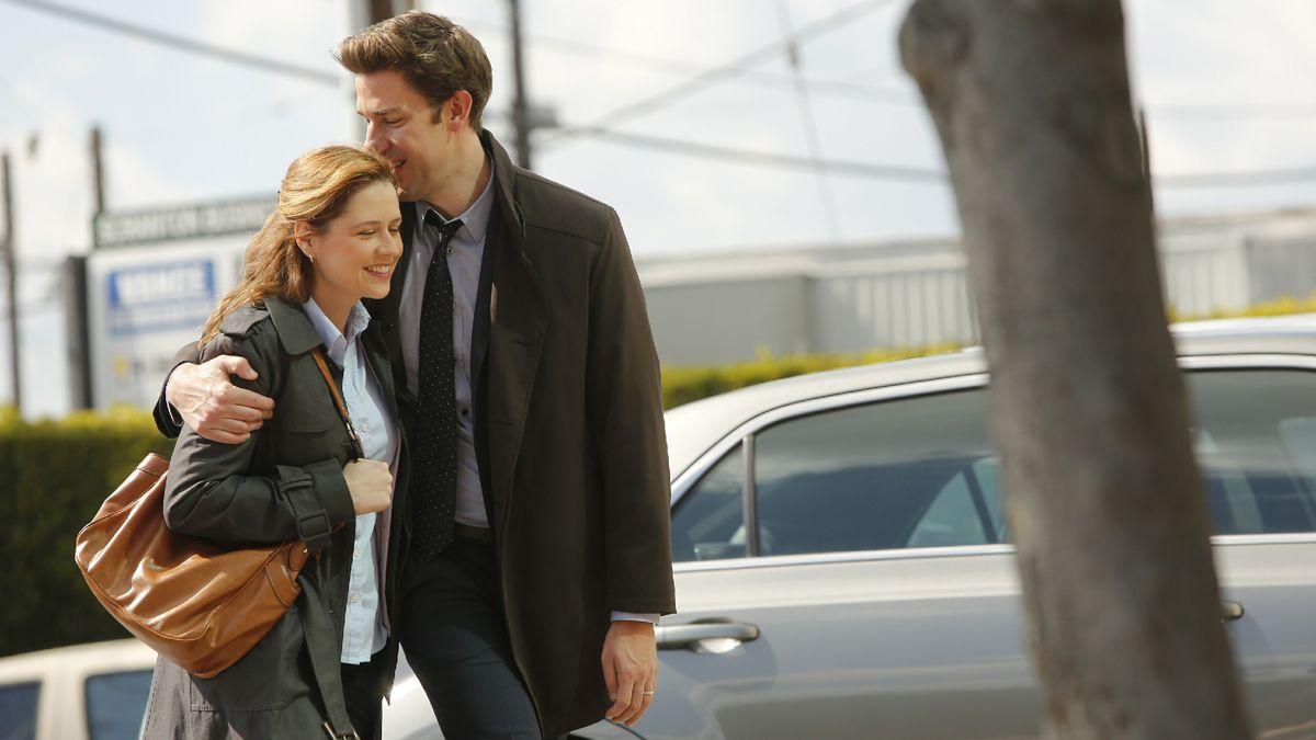 Pam e Jim | 7 casais mais fofos das séries