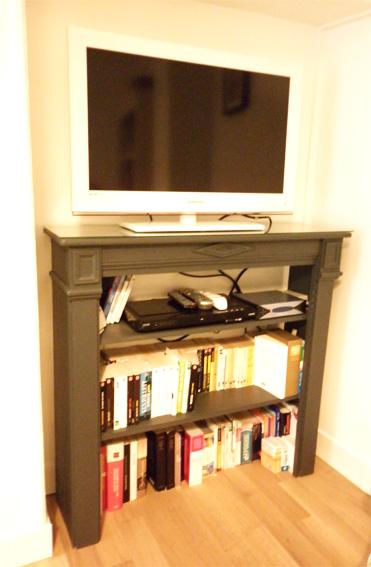 les fausses chemin es une vrai id e d co mademoiselle. Black Bedroom Furniture Sets. Home Design Ideas