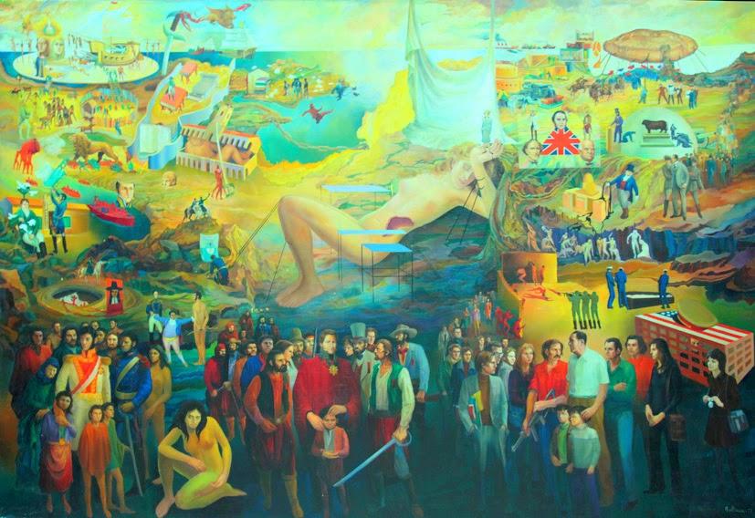 Obra de Alfredo Bettanin (1972)