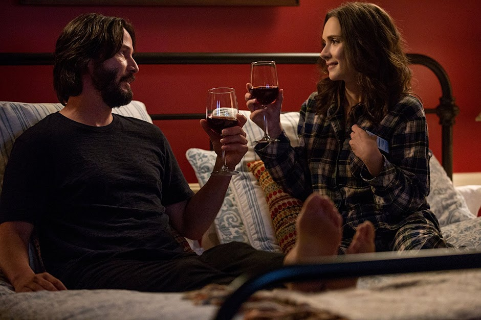 "Keanu Reeves e Winona Ryder no trailer da comédia romântica ""Destination Wedding"""