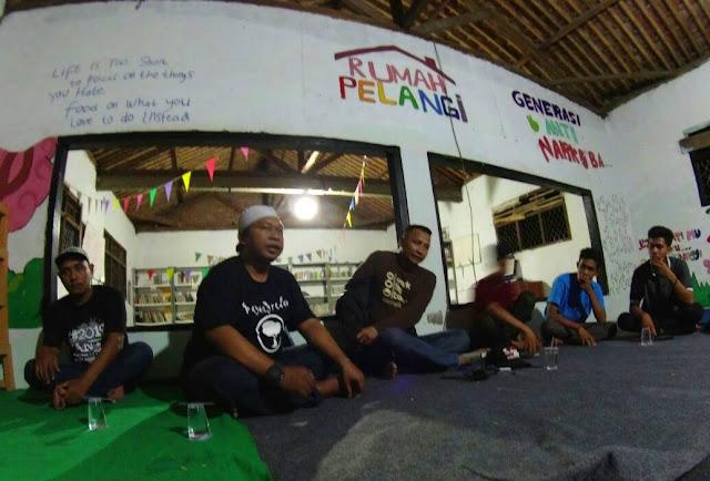 Jamkeswatch Sosialisasikan Relawan Kesehatan Di Rumah Pelangi Bekasi