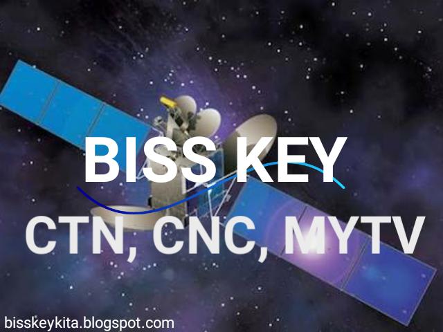 Bisskey CTN, CNC, MYTV Terbaru Malam ini, Apstar 6 (134.0°E)