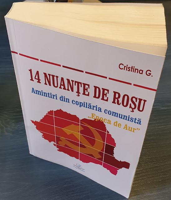 Cărți despre comunism: 14 nuanțe de roșu de Cristina G. Gherghel
