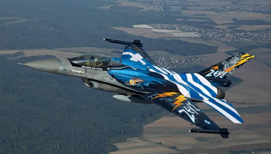 Πανικός από την τουρκική επιθετικότητα: Κατεπείγον αίτημα στις ΗΠΑ για να εκσυγχρονιστούν τα F-16!